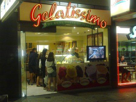 gelatissimo shop front