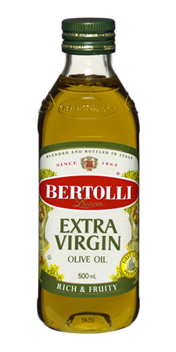 We are currently buying the 1 litre glass bottle of Bertolli EVOO.