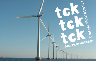 Sign Avaaz's 'Tck Tck Tck' petition to call for action on climate change.