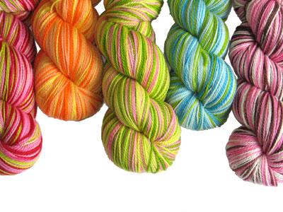 Cotton, wool, hemp, acrylic, polyester...?