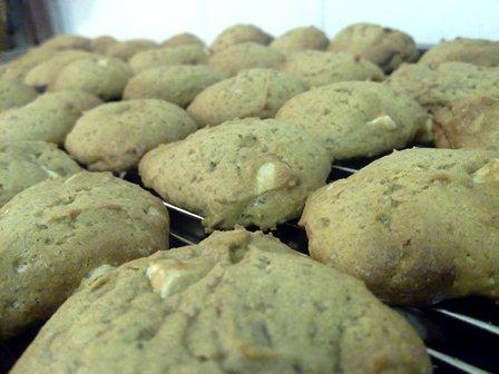 pumpkin pie spice muffin tops